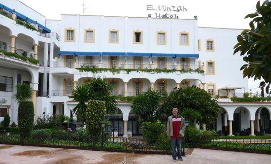 El Minzah Hotel: Lateral 2
