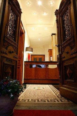 Grunstadt Hotel Villa Brenner