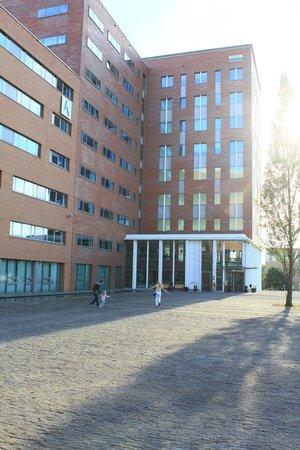Amsterdam ID Aparthotel : Вид отеля