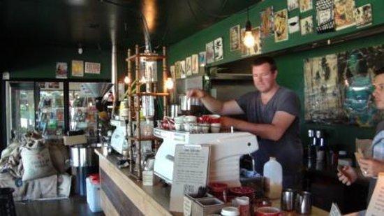 Origin Espresso: 本格コーヒー