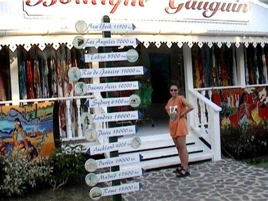 Municipal Market: Polinesia francese