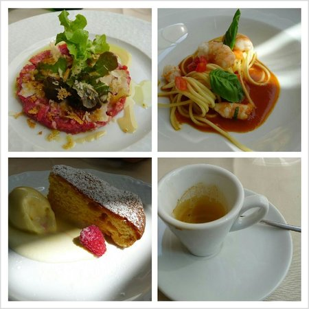 Loro & Co: What a meal.....