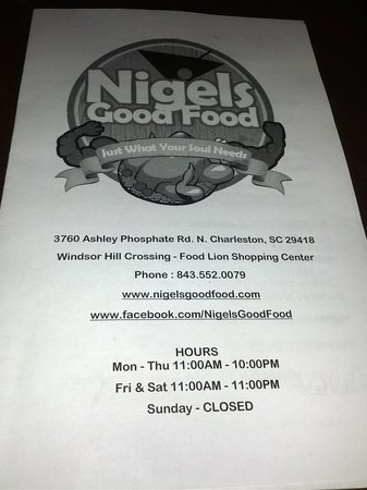 Nigel's Good Food: Nigels Good Food