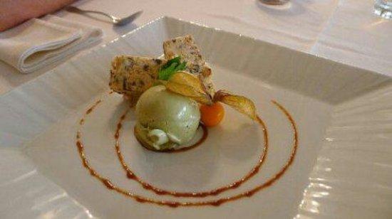 Locanda Alpina : Dessert