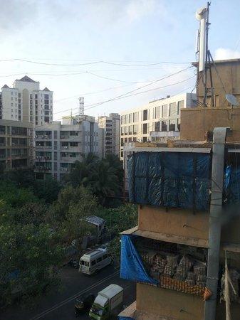 Grand Hometel, Mumbai : From Room 406