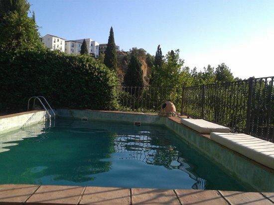 Hotel  Alavera de los Baños: The pool