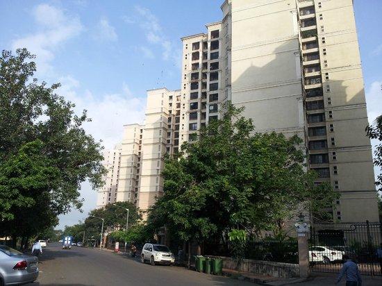 Grand Hometel, Mumbai : Area near hotel - 5 minutes walk