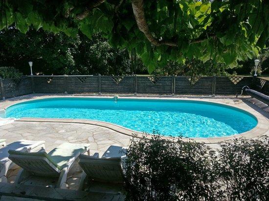 Les Feuillantines : La piscine