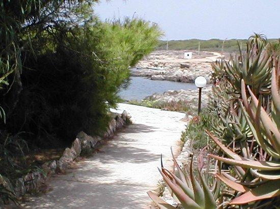 Camminando Per Il Villaggio Foto Di Approdo Di Ulisse Hotel Isola