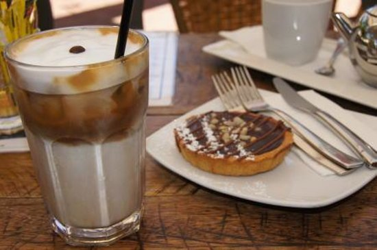 Whileaway Bookshop & Cafe: コーヒーがgood