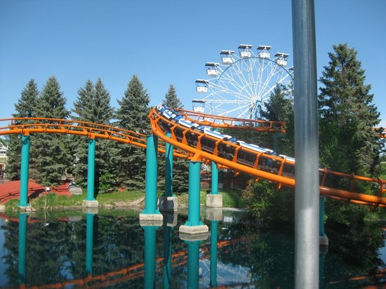 Valleyfair: Corkscrew