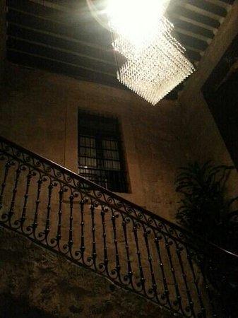 Cantera Diez Hotel Boutique: stairs