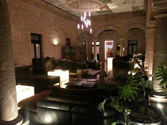 Cantera Diez Hotel Boutique: nice atmosphere