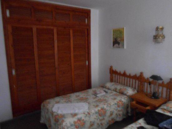 Apartments Del Rey: Bedroom