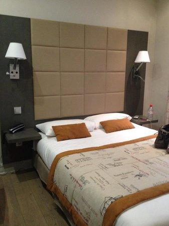 Hotel Villa Margaux Opera Montmartre: camera