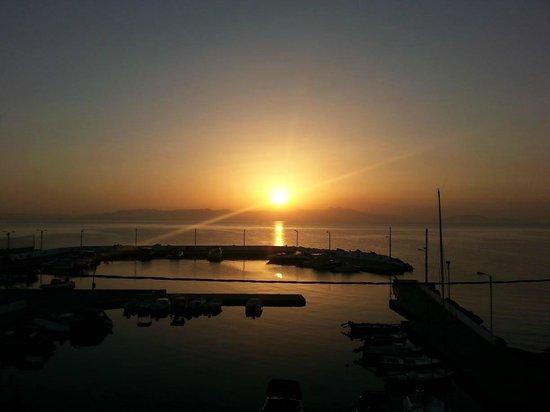 Cabo Verde Hotel: Cabo Verde sunrise view