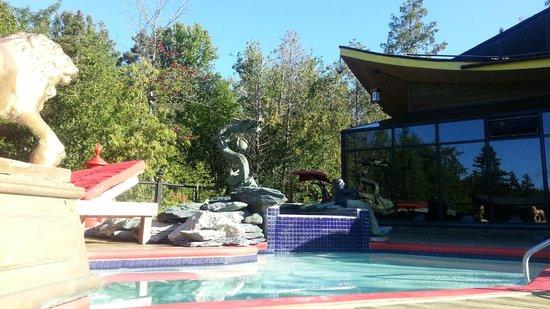 Ofuro Spa : Spa Dragon