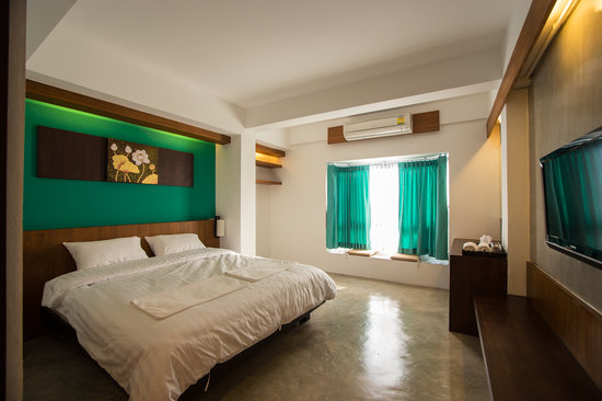 Baan Ing Ping: Riverview room
