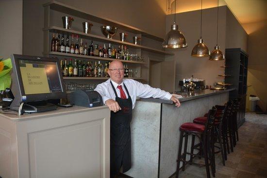 La Brasserie de Bruxelles: Un service détendu et souriant