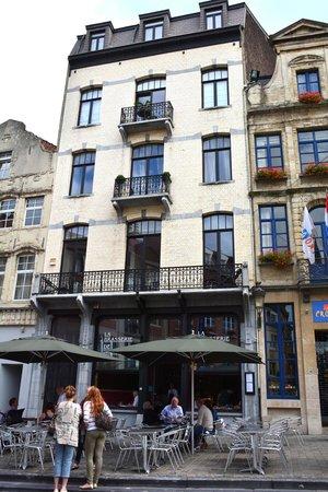 La Brasserie de Bruxelles: Une brasserie de caractère