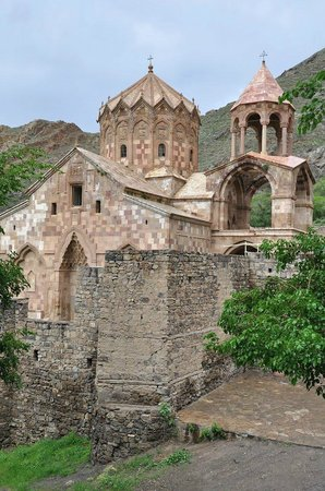 East Azerbaijan Province, Iran: Saint Estephanus Church