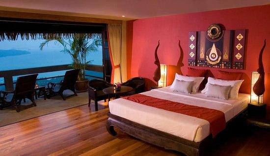 Asia Spirit Lodge & Spa: La fameuse suite avec Jakuzzi ...