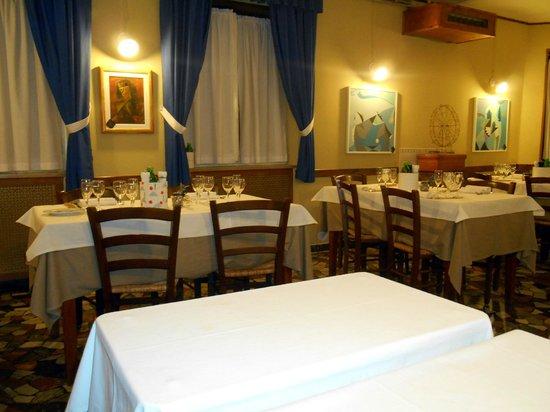Fuoriporta ristorante: la sala
