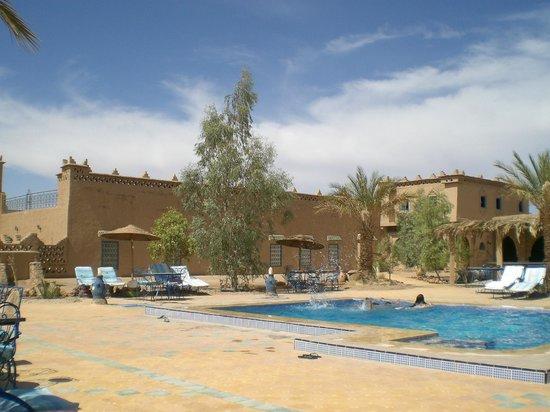 Ksar Bicha: piscina