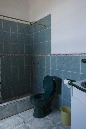 Hotel Riviera-Sucre : salle de bain