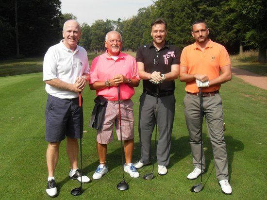 Forest Pines Hotel & Golf Resort - A QHotel: Golfing group.