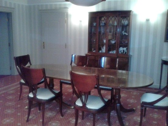 Moscow Marriott Grand Hotel: Suite Presidencial