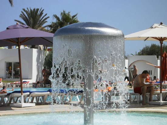 Thalassa Sousse Resort & Aquapark: paddling pool