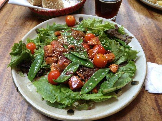 Salad of the day - La Biznaga Oaxaca