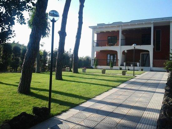 Azienda Agrituristica Vulcano: Ingresso