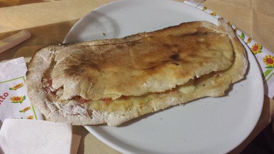 Pizzeria Dinner