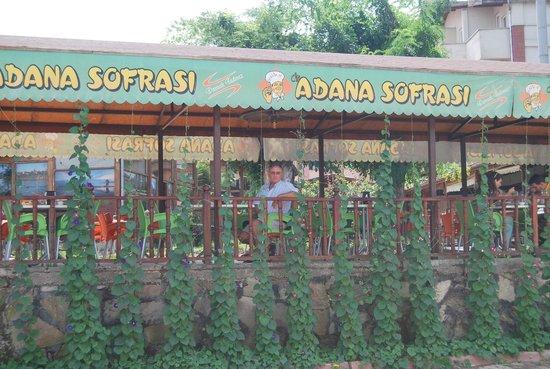 Adana Sofrasi: le restaurant