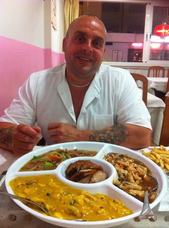 China Fantasy Benidorm: Meal for 2 (delicious) and plentiful!