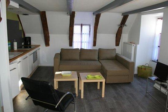 "Aaisa Chambre d'hote: Apartment ""Johanna"""