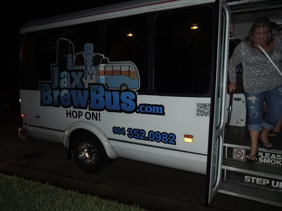 Jax Brew Bus