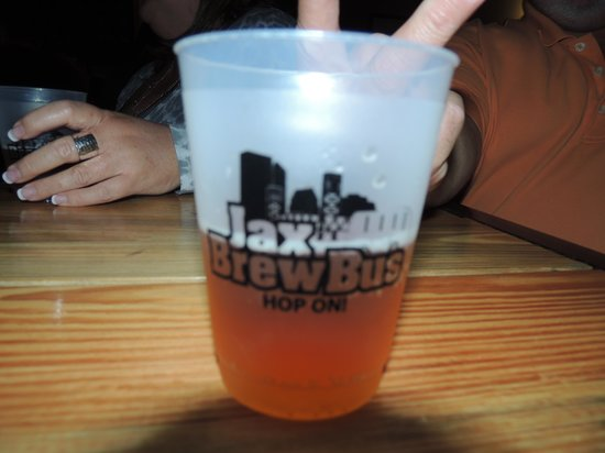 Jax Brew Bus: Beer