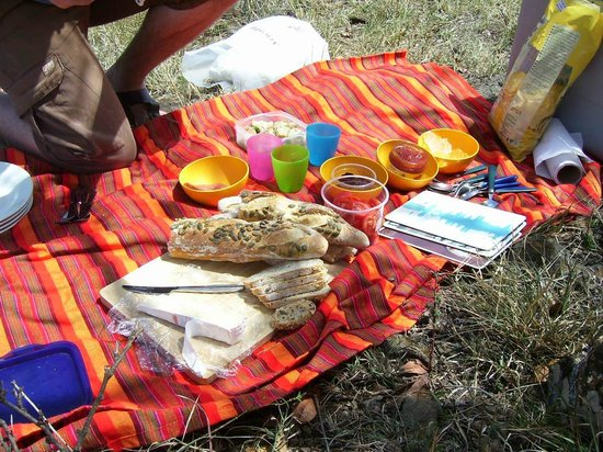 Ngong Hills : bring your own picnic