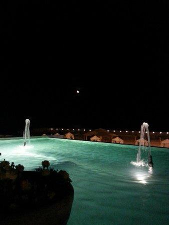 Hotel Imperial: Hotel's garden -fountain
