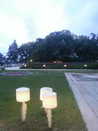 Hotel Imperial : Hotel's garden