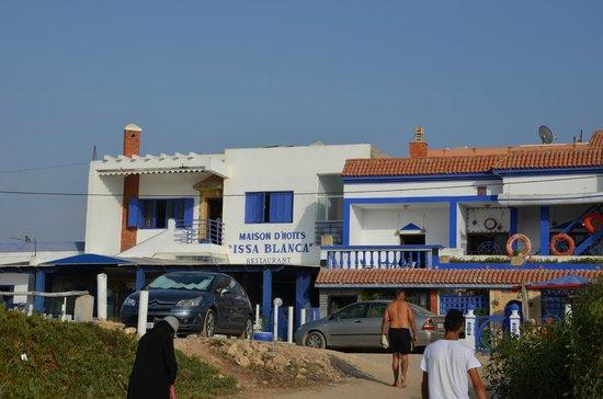 Hotel Issa-Blanca: dalla spiaggia