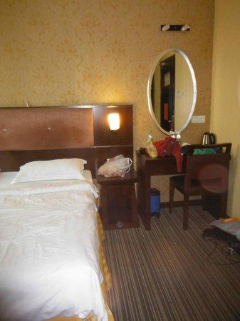 1 City Hotel: Miroir