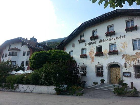 Strasserwirt Herrenansitz zu Tirol: Lo Strassenwirt