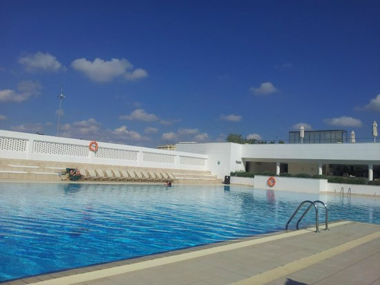 Hotel Las Arenas Balneario Resort : Main pool