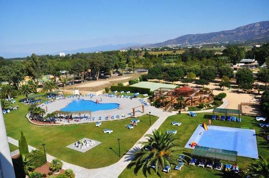 Hotel Mediterraneo Park and Hotel Mediterraneo: Zona exterior