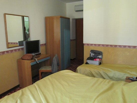 Hotel Firenze: Chambre 3 personnes