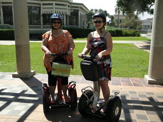 Segway Tours by SegCity: Segway fun!